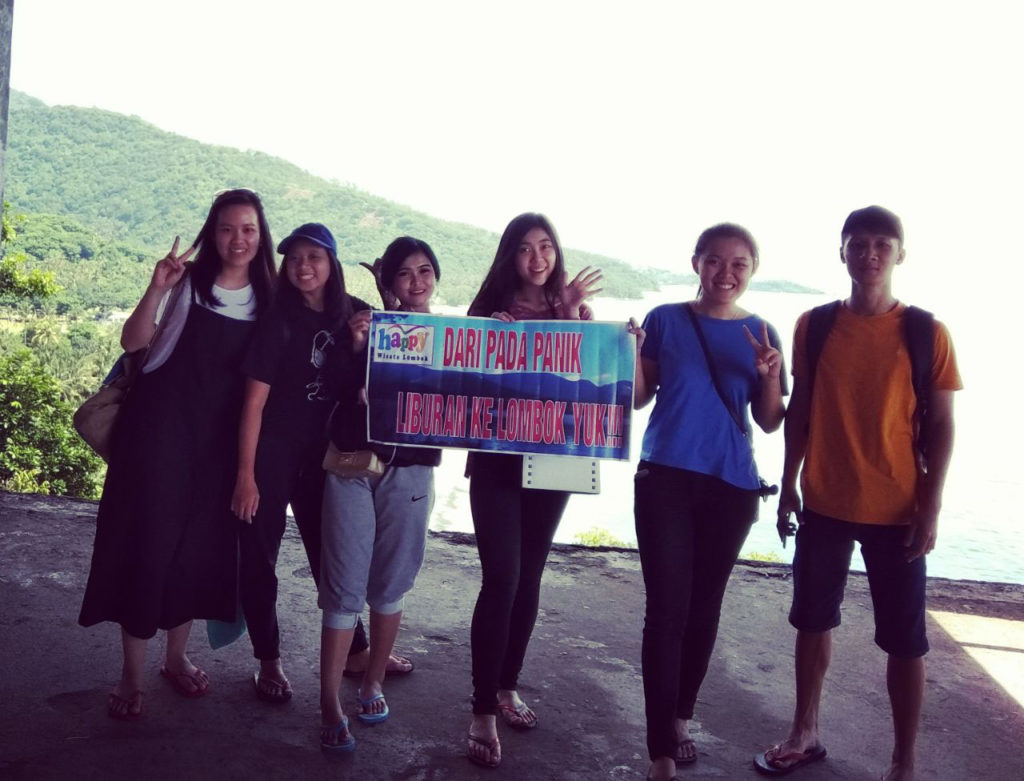 Paket Wisata Lombok 3H/2M