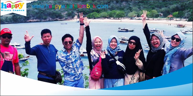 Paket Wisata Lombok 4H/3M