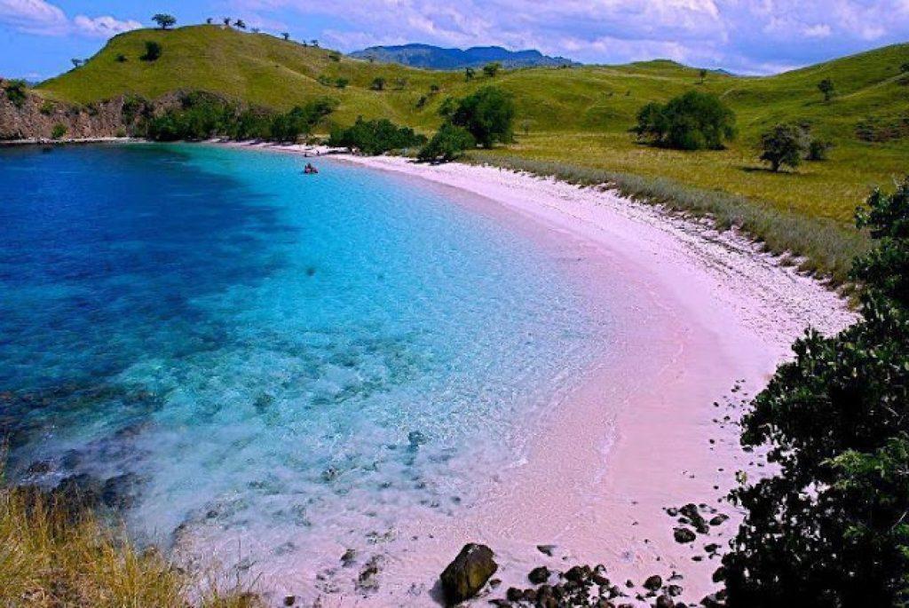Paket Wisata Pantai Pink